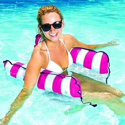 Aqua Monterey 4-in-1 Multi-Purpose Inflatable Hammock  Porta