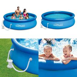 10 x30 quick set inflatable above ground