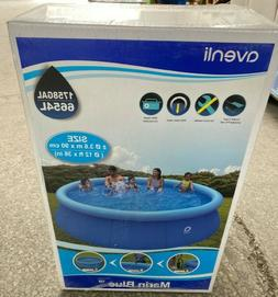 """12' x 36"""" Inflatable Swimming Pool 