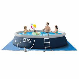 Intex 26165VM 15ft x 42in Easy Set Inflatable Above Ground S