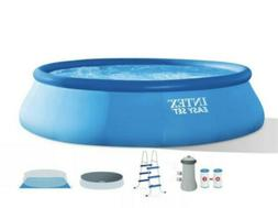 Intex 15ft x 42in Easy Set Up Inflatable Above Ground Pool w