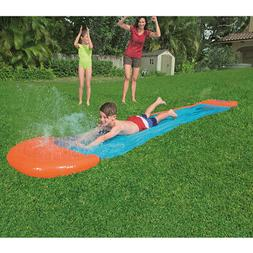 18ft inflatable water slide 2 in 1