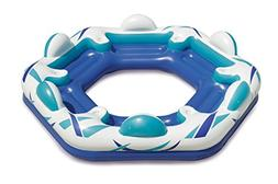 "Summer Waves 114""x102""x25"" 6 Person Party Pad"