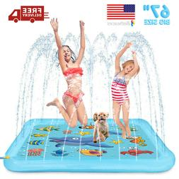 67 toy kids sprinkler water swimming pools