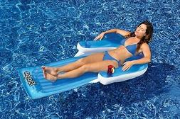 72 water sports inflatable baja easy lounger