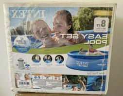 🌊🏖️🌞 Intex 8ft x 30in Easy Set Inflatable Above G