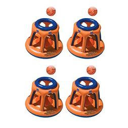 Swimline 90285 Basketball Hoop Giant Shootball Inflatable Fu