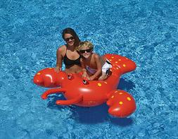 Swimline 90457 Kids Swimming Pool Giant Inflatable Riding Ro
