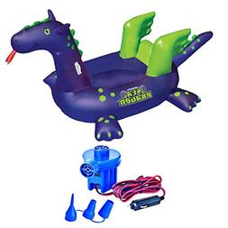 Swimline 90625 Pool Kids Giant Sea Dragon Inflatable Float T