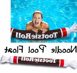 BigMouth Inc Tootsie Roll Noodle Pool Float