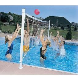 Dunn Rite Pro Volly Retrofit Pool Volleyball Kit
