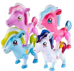 Rhode Island Novelty Large Inflatable Ponies | Party Favor |