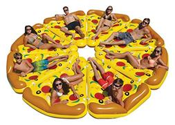 Swimline Giant Inflatable Pizza Slice for Swmming Pool