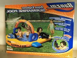 aqua explorer inflatable submarine pool