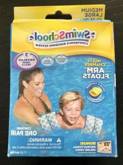 arm floaties pool swim school inflatable water