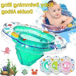 Baby Infant Swimming Pool Bath Shower Neck Floating Inflatab