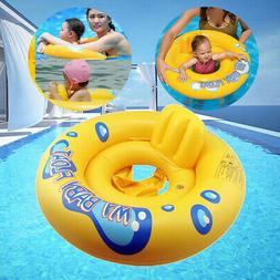 Baby Inflatable Float Seat Boat Ring Pool Swim Inflatable Sw