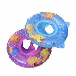 Baby Kid Float Swimming Ring Infant Inflatable Pool Safety B