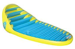 54-1660 Sportsstuff Banana Beach Lounge Inflatable Raft/Chai