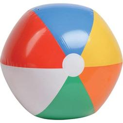 DollarItemDirect Beachball INFLATES/15 INCH , Sold by 3 Doze
