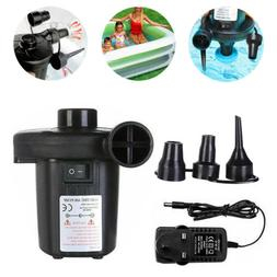 Best Electric Air Pump Inflator For Inflatable Toy Boat Air