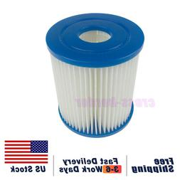 For Bestway Swimming Pool Filter Cartridge Type I Inflatable