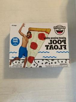 Big Mouth Giant Pizza Slice Inflatable Swimming Pool Float R