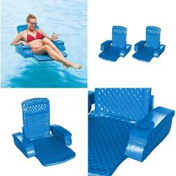 Blue Super Soft Swimming Rectangle Outdoor Durable Inflatabl