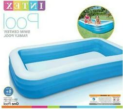 "BRAND NEW Intex Swim Center Family Inflatable Pool 120"" X"