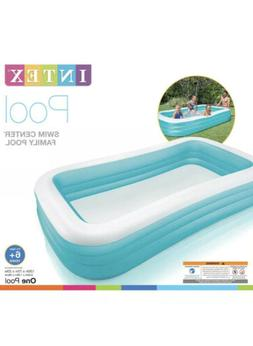 brand new swim center family inflatable pool