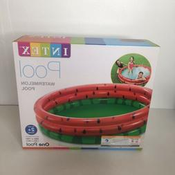 Brand New Watermelon Inflatable Kids Pool INTEX  - FREE FAST
