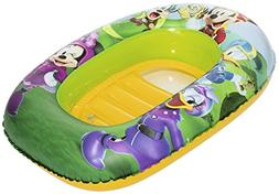 Mickey Mouse Clubhouse Kiddie Raft - Mickey & Minnie Inflata