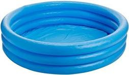 "Intex Crystal Blue Inflatable Swimming Pool 45"""" x 10"""""