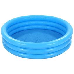 YogaExpress Crystal Blue Kids Outdoor Inflatable Swimming Po