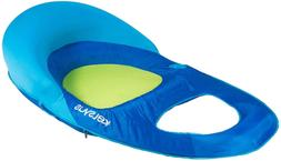 Kelsyus Deluxe Inflatable Floating Pool Lake Chaise Lounger,