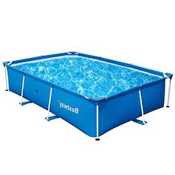 Bestway 118 x 79 x 26 Inches 871 Gallon Deluxe Splash Frame