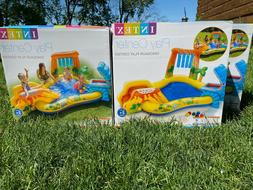 Intex Dinosaur Play Center Inflatable Pool & Toy BRAND NEW I