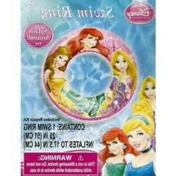 "Disney Princess Ariel, Belle, & Rapunzel Swimming Pool 20"" S"