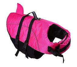 Dog Life Jacket Large ,Dogs Life Vests For Swimming Extra La
