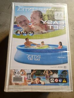 Intex Easy Set Inflatable 10ft Swimming Pool 10 ft x 30 in N