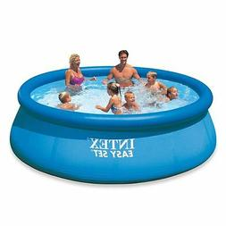 Intex Easy Set Inflatable Swimming Pool & Pump Filter Tough