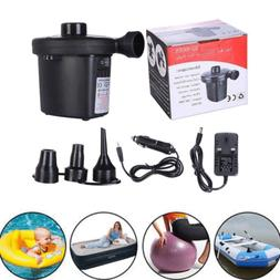 electric air pump for paddling pool fast