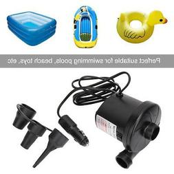 Electric Inflatable Air Pump Rechargeable for Swimming Pool