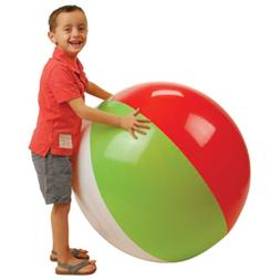 DollarItemDirect Enormous Inflatable Beach Balls , Sold by 7