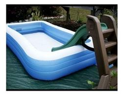 Large Family Inflatable Swimming Pool Center Water Giant Ind