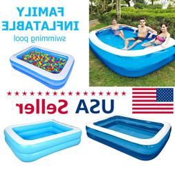 Family Swimming Pool Outdoor Garden Summer Inflatable Kid Ad