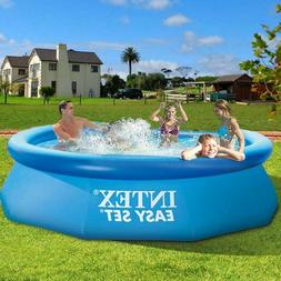 Family swimming pool Intex Top ring  Inflatable Children's o