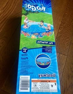 Bestway Fill N' Fun Pool 6ft x 15in Ages 3+ Sun Swimming K
