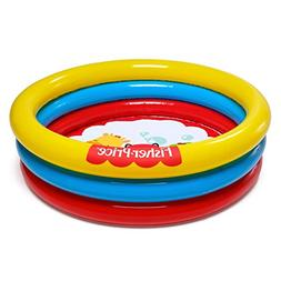 Fisher Price 3-Ring Fun And Colorful Ball Pit Pool For Ages