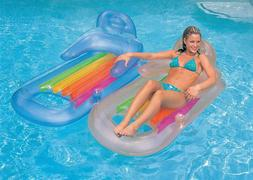 Floaties Pool Lounger Swimming Pools Inflatable Floats Beach